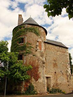 Chateau de Romorantin