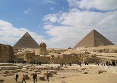 Giza, Egypt - Travel Guide and Travel Info