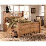 Signature Design by Ashley Atlee Panel Customizable Bedroom Set & Reviews   Wayfair