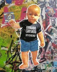 Fernando Carpaneda Stickers