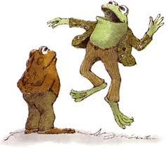 FROG AND TOAD!