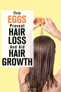 Eggs make the hair strong, prevent breakage, make them soft and help in their growth. While artificial products strip the hair of its natural oils, eggs help to restore the natural oils present in the hair and scalp. This is what makes the egg for hair loss and egg for hair fall remedies so popular.How Eggs Prevent Hair Loss And Aid Hair Growth