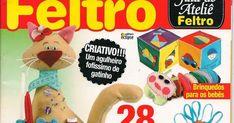 Revistas de fieltro para descargar gratis Creativity, Free Downloads, Felting