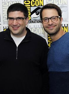 Adam Horowitz and Edward Kitsis ONCE UPON A TIME Interview | Collider  #OUAT