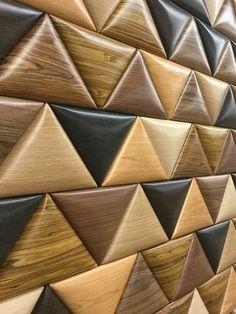 67 ideas wooden door headboard diy wall art for 2019 Wooden Wall Panels, Wooden Wall Decor, Wooden Wall Art, Diy Wall Art, Wooden Walls, Wooden Doors, Bed Headboard Design, Diy Headboards, Wood Patterns