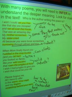 poetry for inference! Excellent blog post.