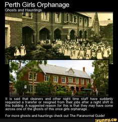 It is said that cleaners and other night time staff have suddenly requested a transfer or resigned from their jobs after a night shift in this building. Real Haunted Houses, Most Haunted, Haunted Places, Short Creepy Stories, Best Ghost Stories, Horror Stories, Bizarre Stories, Creepy Facts, Creepy Things