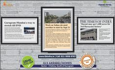 GLS Arawali Homes Affordable Housing Sector 4 Sohna Loan Interest Rates, Times Of India, Affordable Housing, Real Estate Marketing, Home Buying, Acre, University, Homes, Flat