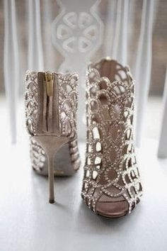 Go GLAM once in a while with some Gorgeous Party Heels!