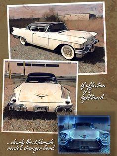 '57 Cadillac Eldorado   eBay: 122240907913