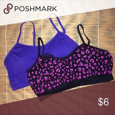 Bundle of 2 sports bras Bundle of 2 sports bras Intimates & Sleepwear Bras