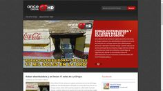 Portada OnceTV Oroya 2013