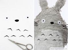 Mein Piñata Totoro | dekotopia
