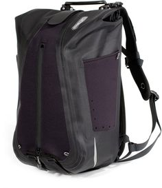 2f9057f3e0 These panniers double as backpacks so you can easily transition from biking  to hiking.