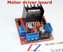 Free Shipping 1PCS New Dual H Bridge DC Stepper Motor Drive Controller Board Module L298N for Arduino    Notice: The new tracking number for China Post Ordinary Small Packet Plus can be traced only befor it arrive the airport of your country,please choose China Post Air Mail if you want a full tracking info.The same product will arrive in 15 to 60 days  Tracking info of  China Post Ordinary Small Packet Plus can be check here: www.17track.net/en  1PCS New Dual H Bridge DC ...    US $1.38…