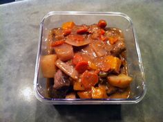 I always love the thought of a rich hearty stew in the middle of winter, but I hate the actual outcome of my typical beef stew. Vegetables that are mushy and falling apart, meat that is tough and …