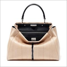 Play Peekaboo With This Luxe Pocketbook - The Zoe Report