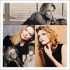 """Michelle Pfeiffer    """"I`m a perfectionist, so I can drive myself mad - and other people, too. At the same time, I think that`s one of the reasons I`m successful. Because I really care about what I do.""""    Most delicate features: her lips, her flawless facial features.  Famous movies: One Fine Day, Dangerous Liasons, I am Sam, White Oleander"""