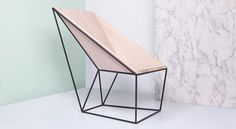Top 5*Contemporary wood chairs | Design Gallerist | Rare & Unique Products