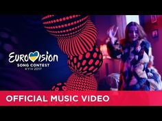 Jana Burčeska - Dance Alone (F.Y.R. Macedonia) Eurovision 2017 - Official Music Video - YouTube