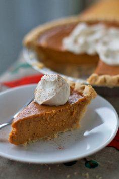 Fail proof pumpkin pie recipe