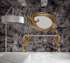 The best of luxury Modern Console Table Designs in a selection curated by Boca do Lobo to inspire interior designers looking to finish their projects. Unique Furniture, Home Decor Furniture, Cheap Furniture, Luxury Furniture, Furniture Makeover, Furniture Design, Bedroom Furniture, Cardboard Furniture, Furniture Movers