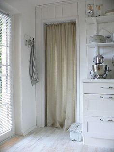 Lovely Curtain For Pantry Door Decorate The House With Beautiful Curtains