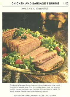 Bad and ugly of retro food mccalls recipe cards vintage and bad and ugly of retro food mccalls recipe cards vintage and unusual recipes pinterest retro food recipe cards and food forumfinder Images