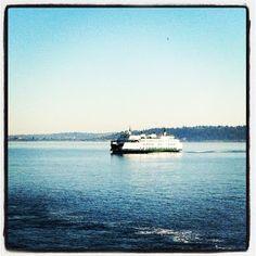 ferry - best way to commute!