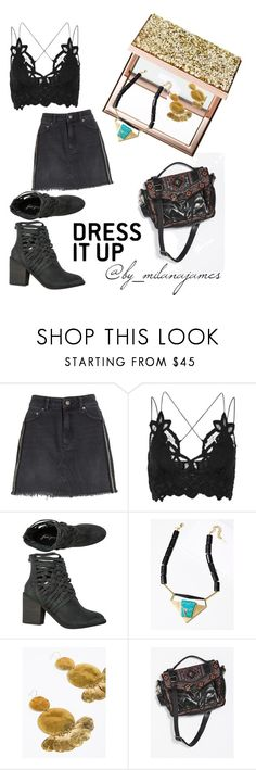 """Untitled #44"" by milana-james on Polyvore featuring Free People and FreePeople"