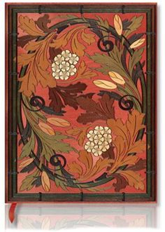 Paperblanks Autumn Symphony Allegro Ultra Lined Journal