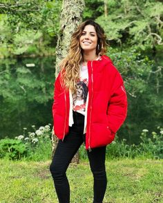 Miriam belleza Favorite Person, Fangirl, Winter Jackets, Idol, Outfits, Music, Gay, Fashion, Star