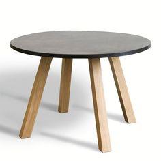Ronde tafel Jacob, omkeerbaar pootgedeelte AM.PM. | La Redoute Mobile