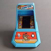 Handheld Coleco Donkey Kong