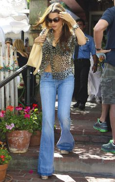 Sofia Vergara in Hudson Jeans. Available at Nordstrom.