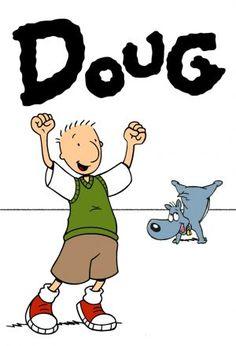 Doug Funnie (1991) o melhor desenho de todos!
