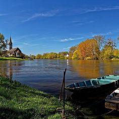 - INSTANT ZEN...-   Chalonnes et ses bords de Loire, vus par ©Daniel Correia. Relaxant et beau, tout simplement.