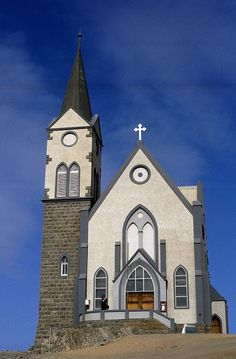 Felsenkirche / Lüderitz - South Africa