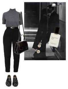 """audace déplorable"" by eniramarine ❤ liked on Polyvore featuring Carven, YMC, J.Crew and Fendi"