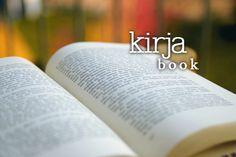 kirja, kirjat - a book, books Mitä kirjaa sinä luet? What book do you read?