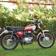 Discover the love of improving classic bikes with time and care while reviving a Honda CL350 by applying problem-solving skills. Classic Honda Motorcycles, Motorcycle Touring, Japanese Motorcycle, Honda S, Old Bikes, Classic Bikes, Problem Solving, Old Motorcycles