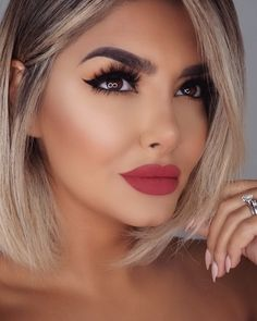 "105k Likes, 1,148 Comments - Huda Kattan (@hudabeauty) on Instagram: ""Gorgeous @sheidafashionista 😍😍😍 @shophudabeauty lashes in Scarlett"""