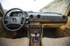 Mercedes Motoring - 1984 230CE Gasoline Coupe