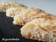 Hoy quiero presentaros un pan diferente, el PAN DE CRISTAL, un pan absolutamente delicioso que después de probarlo, ya será de los favorito...