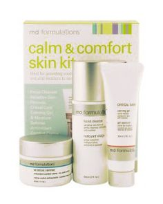 MD Formulations Calm and Comfort Kit Ideal for providing soothing care and vital moisture to sensitive skin, the Calm  Comfort Skin Kit from md formulations showcases three specialised treatments that work together to give dry, irritate http://www.comparestoreprices.co.uk/health-and-beauty/md-formulations-calm-and-comfort-kit.asp