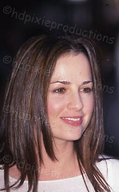 Paula Marshall - I think it was at the premiere of something called Shadow Hours.