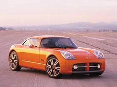 Dodge Razor Concept (2002)
