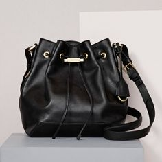8855ba4f30 Bucket Bag styling and inspiration  The Maya Reiss