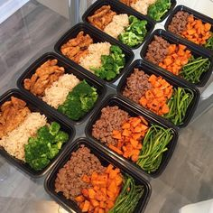 """4,882 Likes, 26 Comments - Fiya  (@fitwithfiya) on Instagram: """"With a little planning and food knowledge, eating """"healthy"""" doesn't have to be hard or complicated.…"""""""