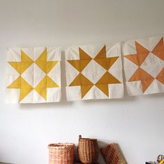 finished a quilt top in the warmest pinks and nuttiest browns, a patchwork that feels like home Star Quilts, Mini Quilts, Baby Quilts, Quilt Blocks, Patch Quilt, Quilt Kits, Quilting Projects, Quilting Designs, Sewing Projects